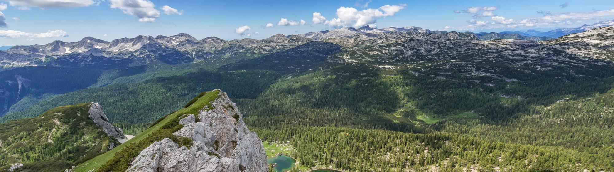 yoga et meditation en montagne