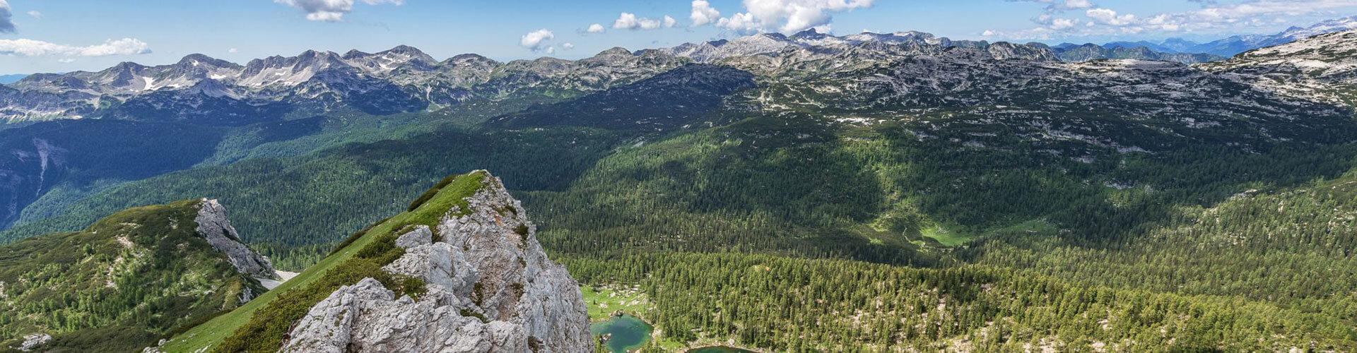 yoga et méditation en montagne