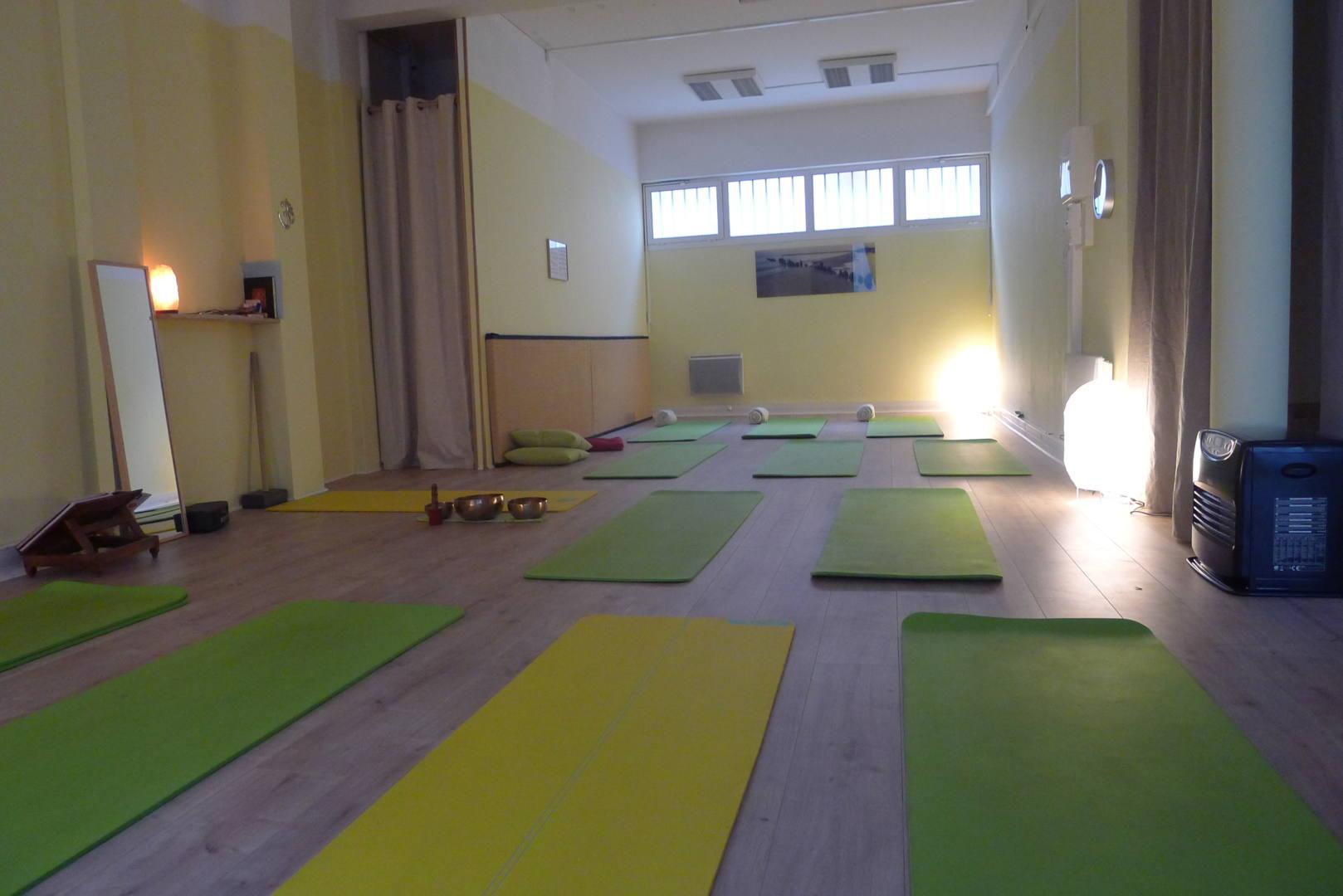 Salle de Yoga Colombette